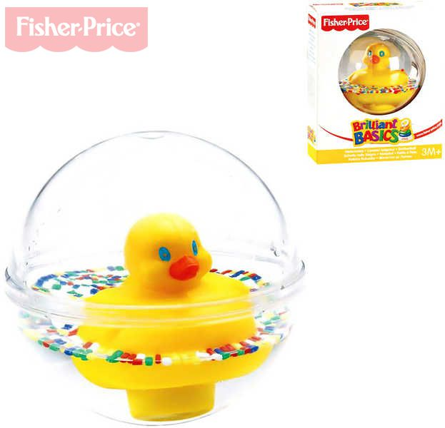 FISHER PRICE Kačenka v kouli